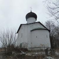 Ильинская церковь в Выбутах