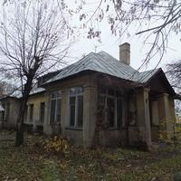 Старый жилой дом
