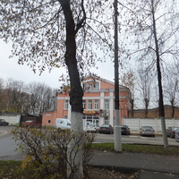 Здание горпищекомбината