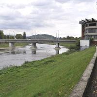 Мост через реку Латорица