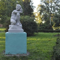 Скульптура в Пинске