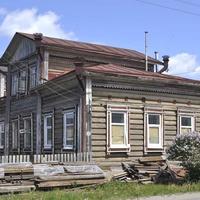 Ставрый дом