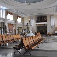 Вокзал в Ужгороде