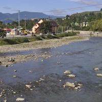 Река в Верховине