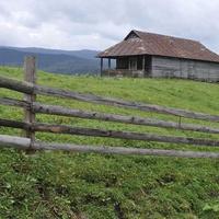 Старый дом на окраине