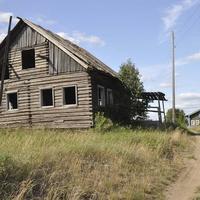 Старый заброшенный дом