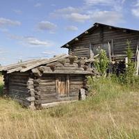 Старые деревенские дома