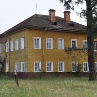 Дом принадлежащий Иоанно-Богословскому женскому монастырю