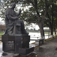 Памятник Августину Волошину