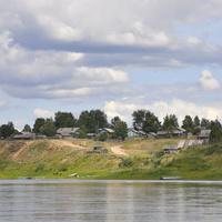 Деревня Осяткино