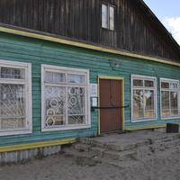 Магазин в Осяткино