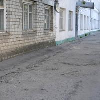 Улица города Советск
