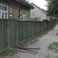 Улица в Барановичах