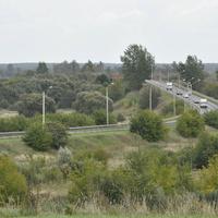 Вид с Бобруйской крепости