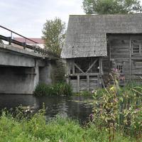 Сиарая водяная мельница