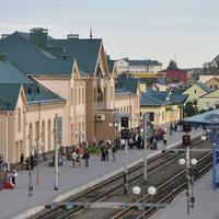 Лидский вокзал