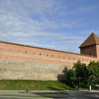 Замок в городе Лида