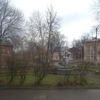 площадь Володарского