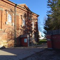 Церковь Иакова Боровичского. 1872г.