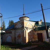 Боровичи. Свято-Духов Иаковлев Боровичский монастырь.