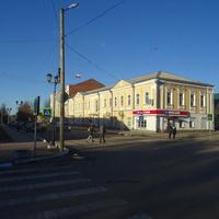 Коммунарная улица