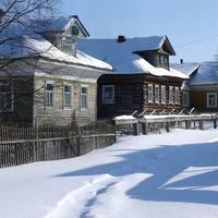Улица в Захарово