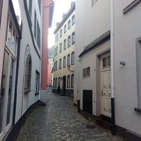 Улица в Кобленце