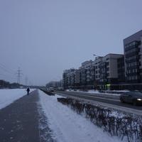 Петергофское шоссе.