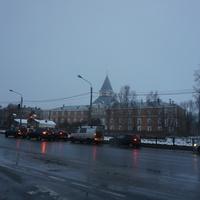 Санкт Петергофское шоссе