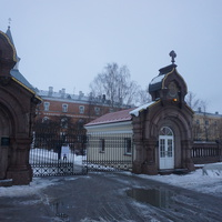 Часовня Савинской церкви.