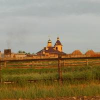 Реконструированная церковь