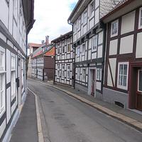 Улица в Госларе