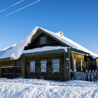 Дом в с. Прозорово Советского района Кировской области