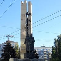 Памятник 400-летие Волгограда