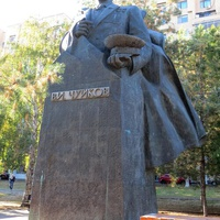Памятник Чуйкову В.И.