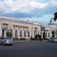 Городская улица в Житомире