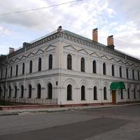 Здание бывшего магистрата