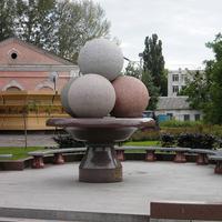 Памятник мороженому