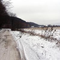 Дорога до центру Чубівки