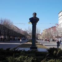 Памятник Михаю Мункачи