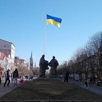 Памятник Кирилу и Мифодию