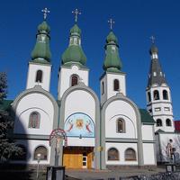 Собор Почаевской иконы Божьей Матери