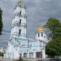 Спасо-Преображенский собор в городе Сумы