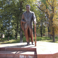 Памятник Франко