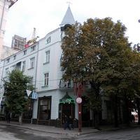 Улица в городе Тернополь