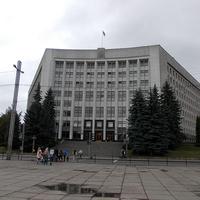 Здание облсовета