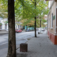 Улица Тернополя