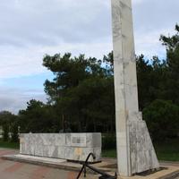 Памятник погибшим рыбакам.