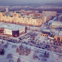 Зимний Новокузнецк