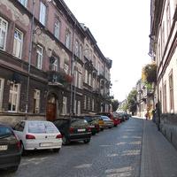 Улица в городе Перемышль